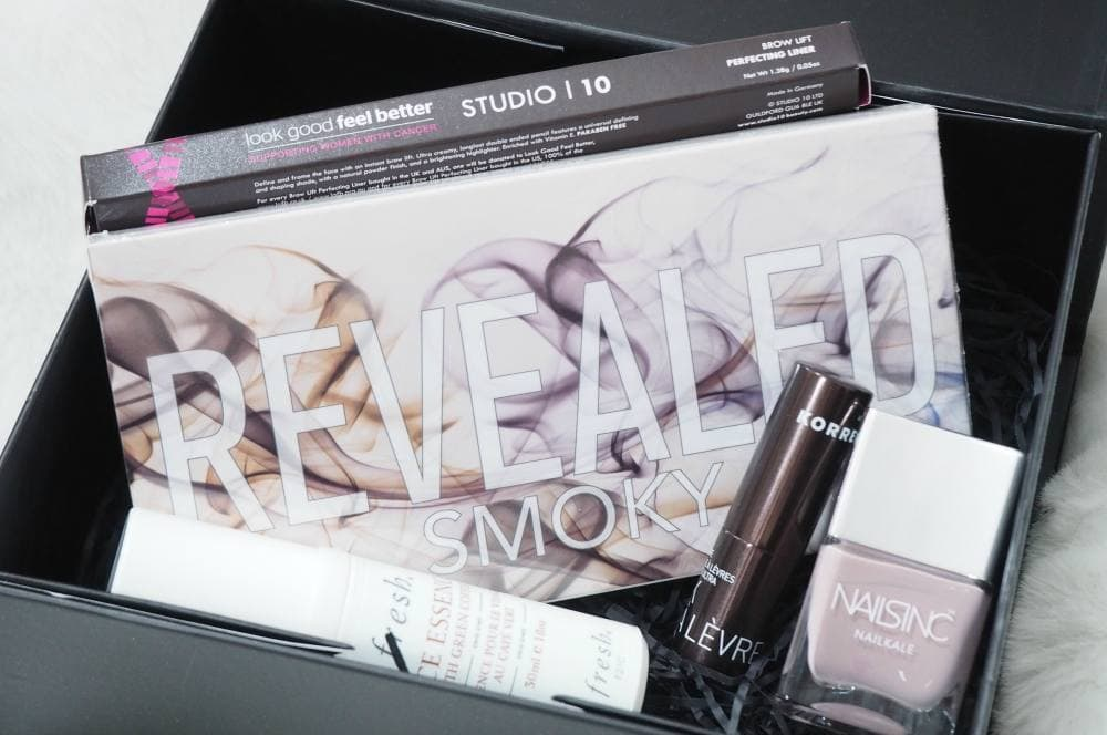 Look Incredible February Standard Beauty Box