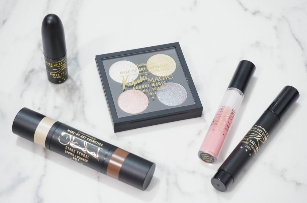 MAC Makeup Art Cosmetics Collection