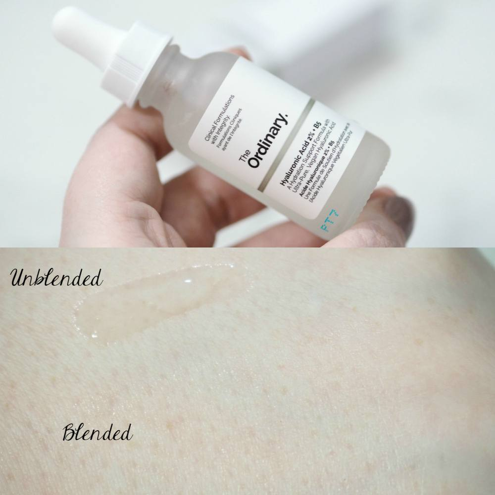 My Introduction to The Ordinary Skincare