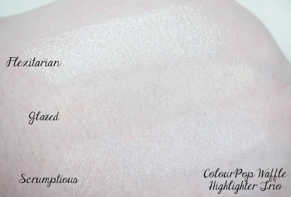 ColourPop Highlighter Trios