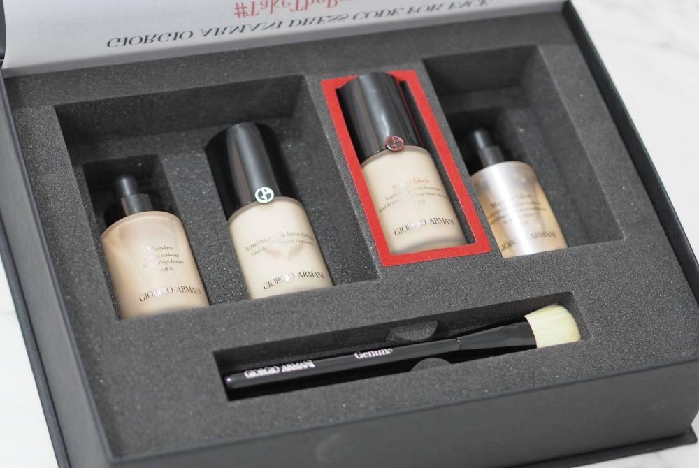 Giorgio Armani Foundation Collection