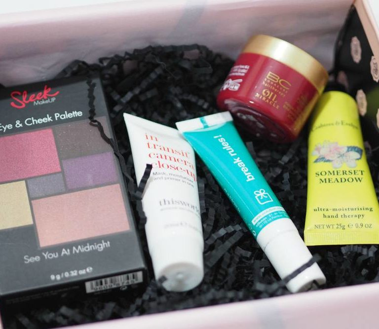 Glossybox March 2017