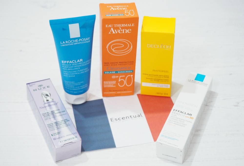 Escentual French Pharmacy Skincare