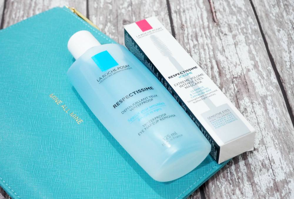 La Roche Posay Respectissime Mascara and Eye Makeup Remover