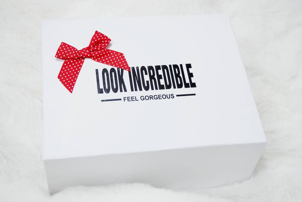 Look Incredible April Deluxe Box 2017