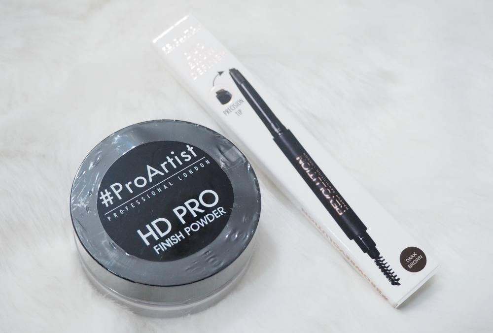 Makeup Revolution Haul