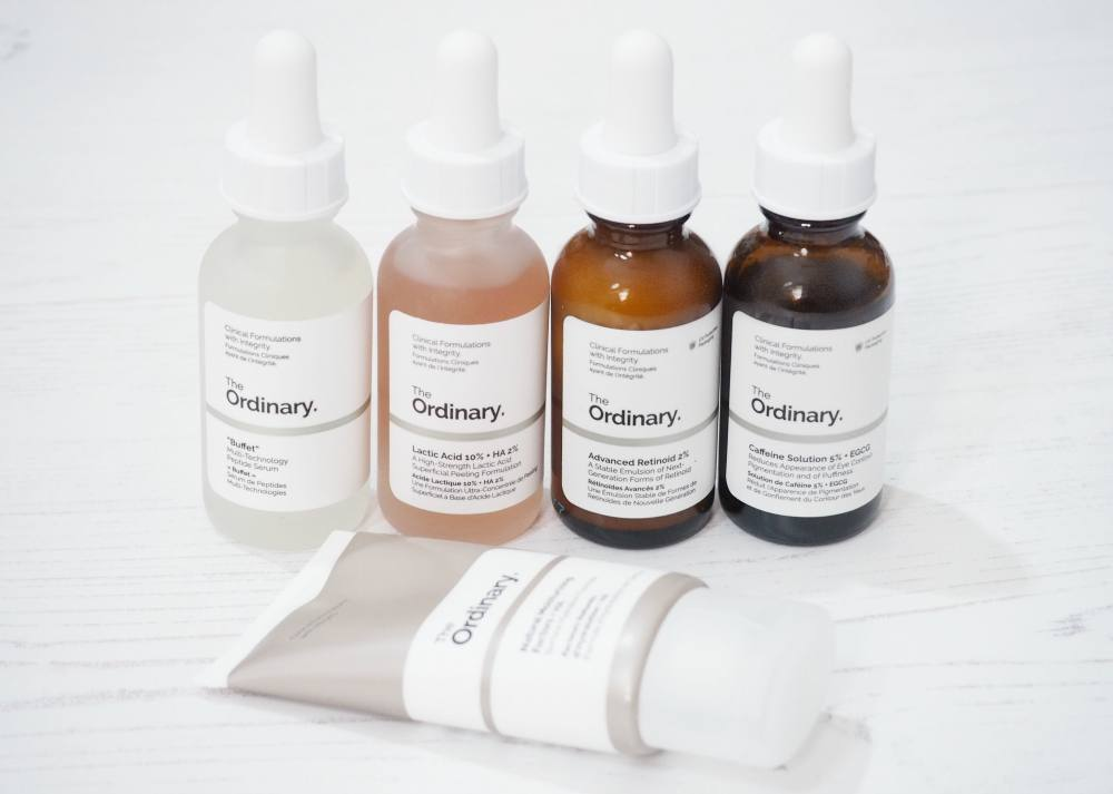 The Ordinary and NIOD QVC Beauty Exclusives
