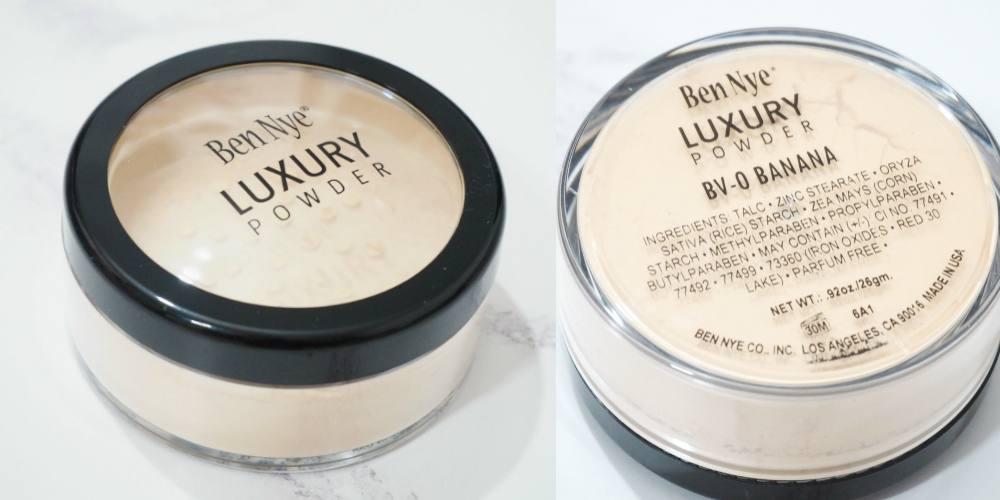 Ben Nye Banana Luxury Powder