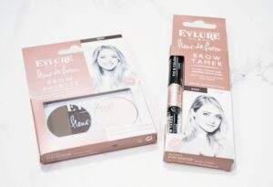 Eylure Fleur de Force Brow Palette and Brow Tamer