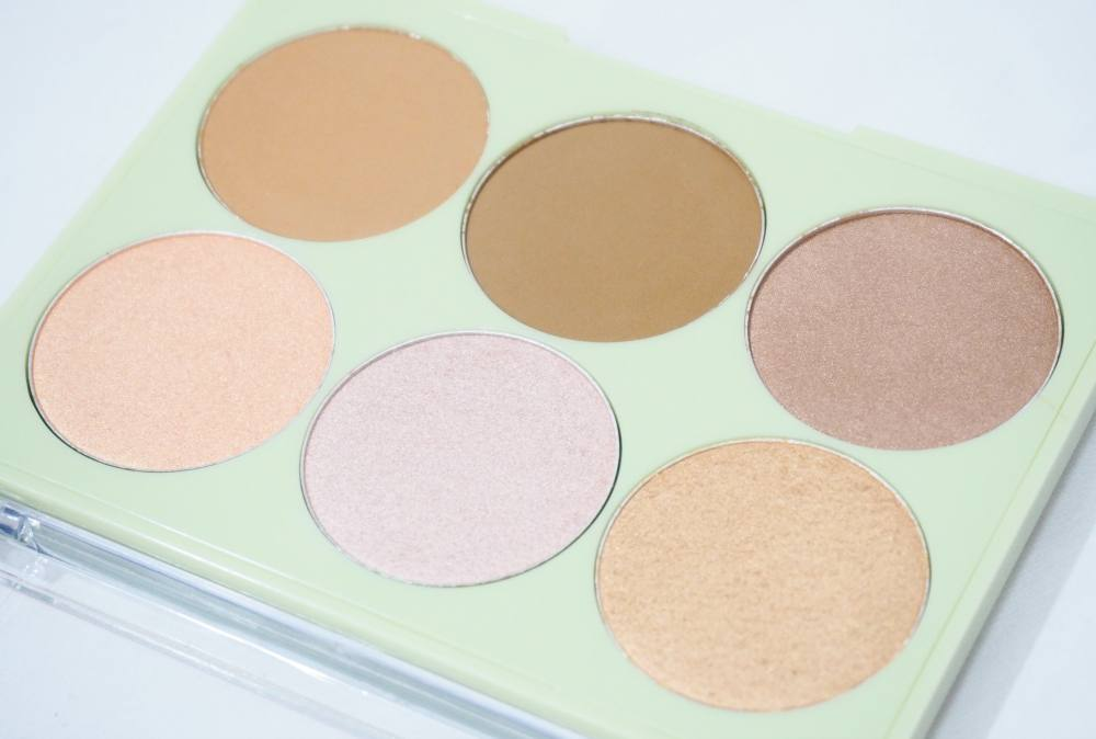 Pixi Highlight and Contour Palettes