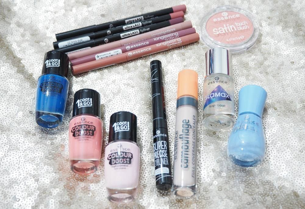 Essence Makeup Haul #2