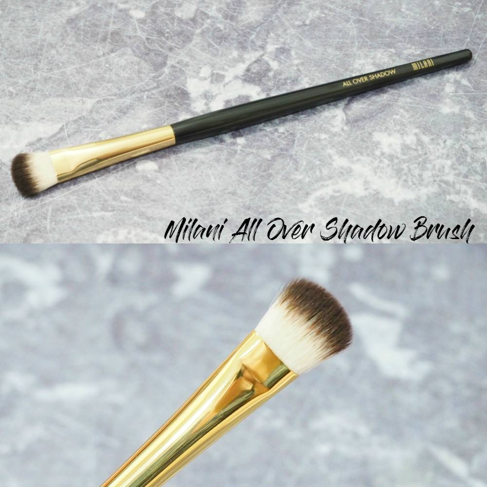 Milani Makeup Brushes