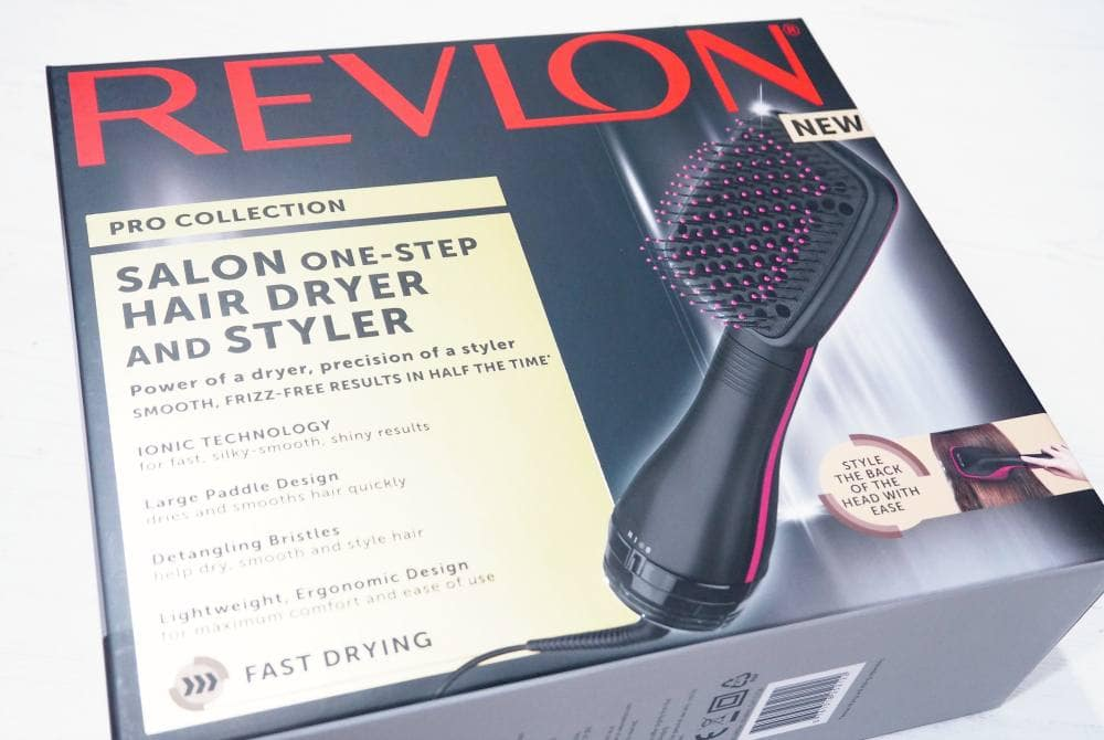 Revlon Salon One Step Hair Dryer and Styler