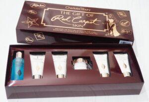 Charlotte Tilbury The Gift of Red Carpet Skin Gift Set