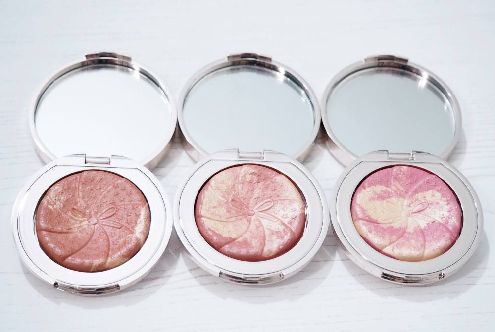 Ciaté Glow-To Illuminating Blushes Collection