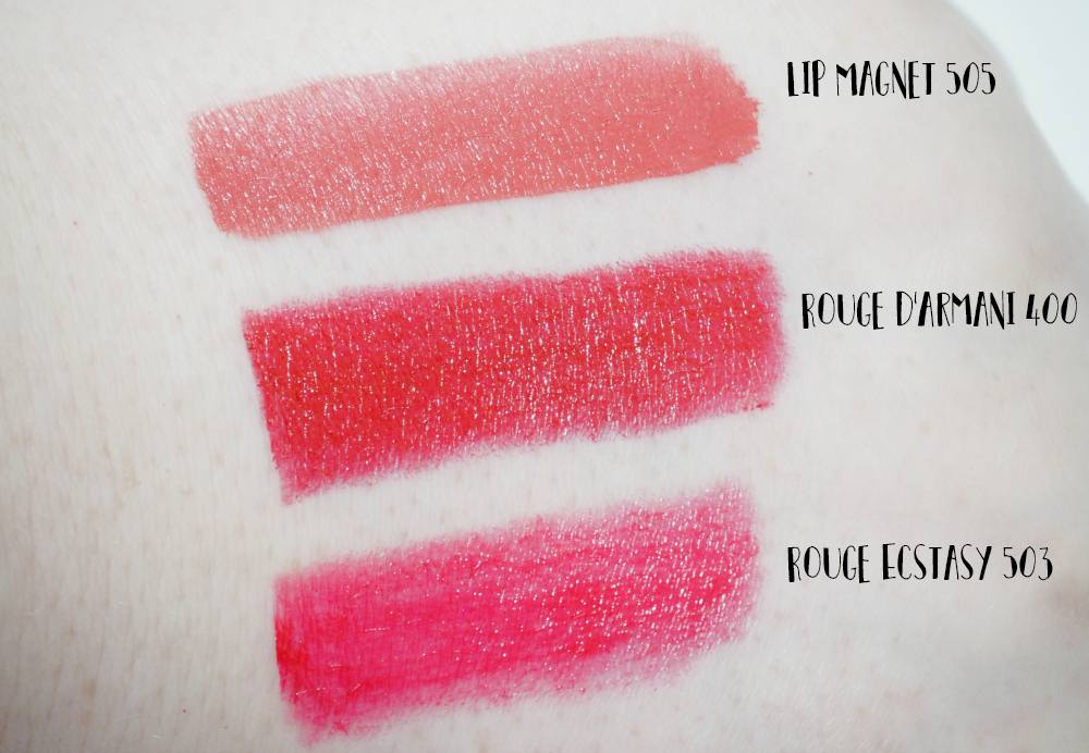 Giorgio Armani Summer Lip Picks