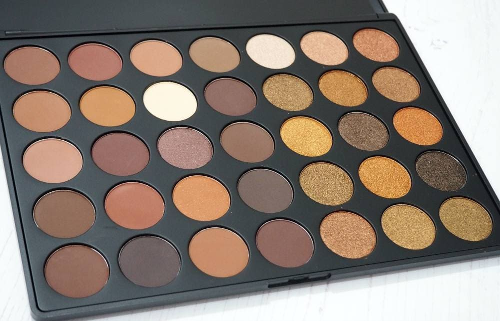 Morphe 35r Eyeshadow Palette Review And Swatches Gemma Etc Eyeshadow palettes, makeup brushes and lip colors from james charles, jaclyn hill, and others. morphe 35r eyeshadow palette review and