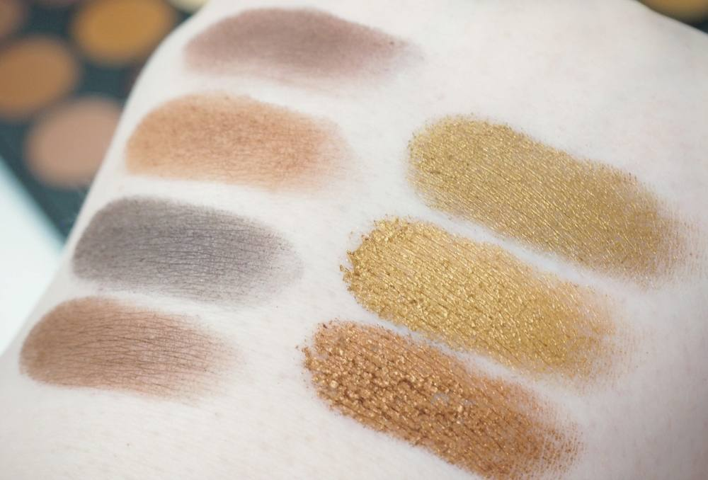 Morphe 35R Eyeshadow Palette Review and Swatches