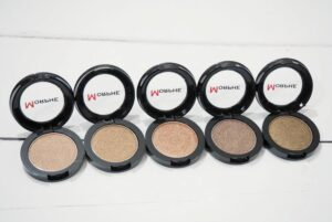 Morphe Pressed Pigments Collection