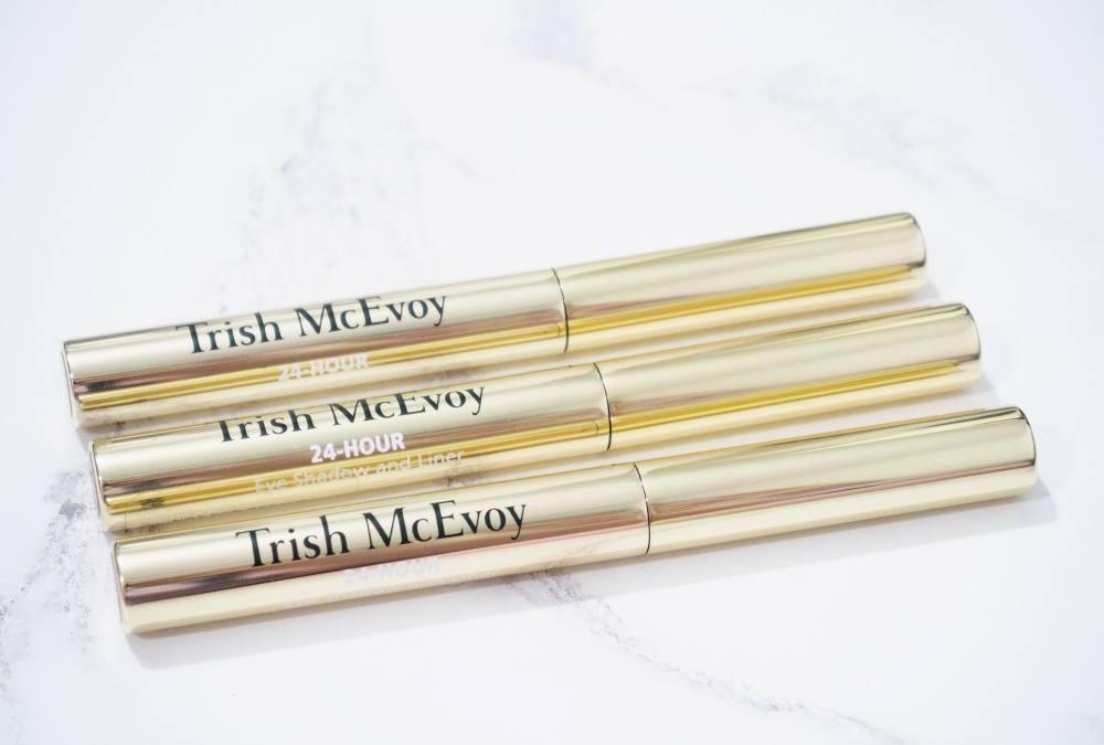 Trish McEvoy 24Hr Eyeshadow and Liners