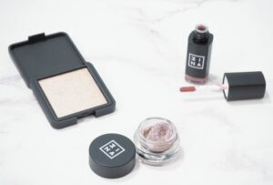3INA Makeup Review and Swatches