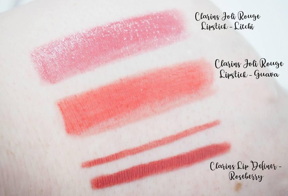 Clarins Graphik Autumn Makeup Collection
