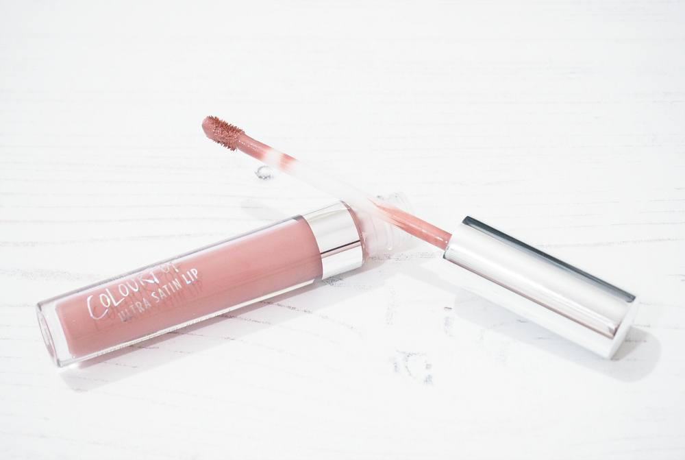 ColourPop Alyssa Ultra Satin Lip Review and Swatches