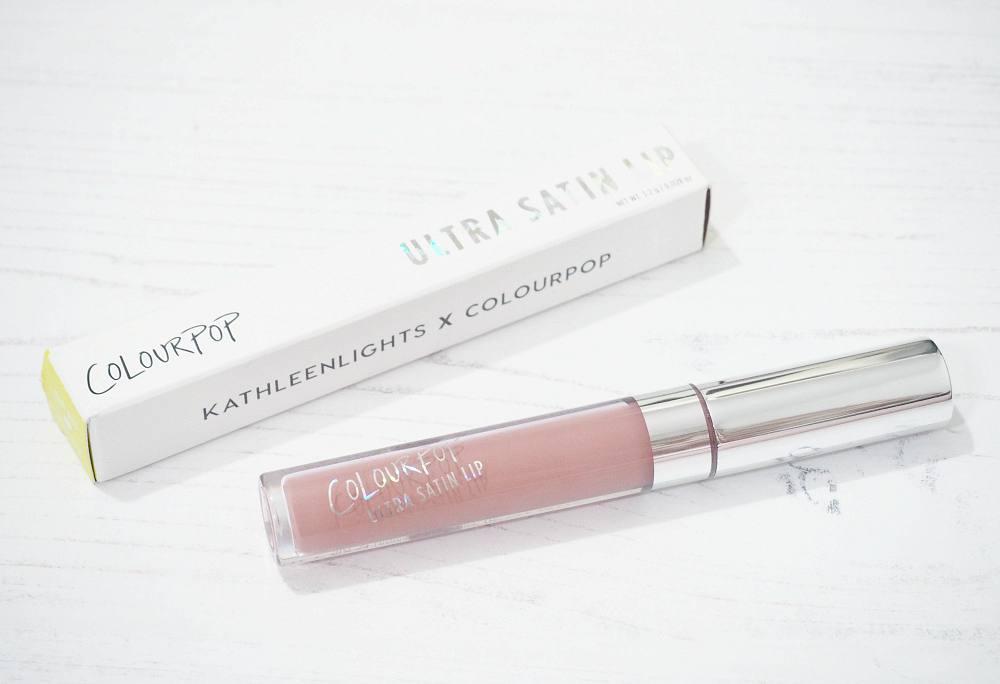 ColourPop Alyssa Ultra Satin Lip