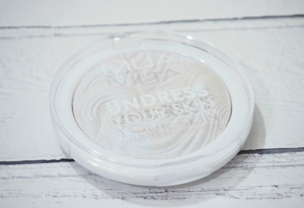 MUA Pearlescent Sheen Undress Your Skin Highlighter
