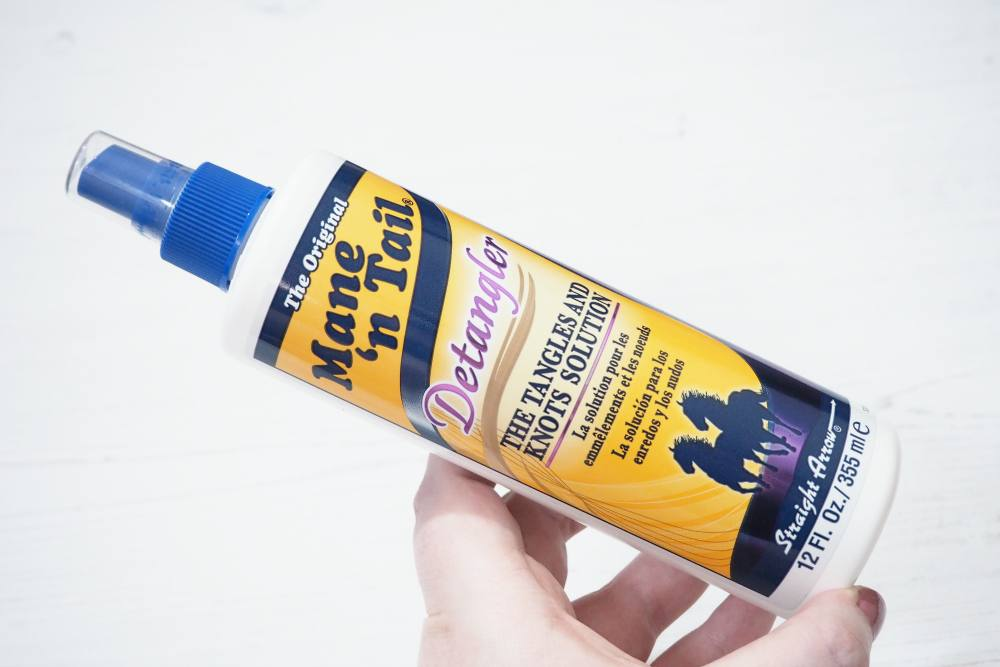 Mane 'n Tail Detangler - The Tangles and Knots Solution