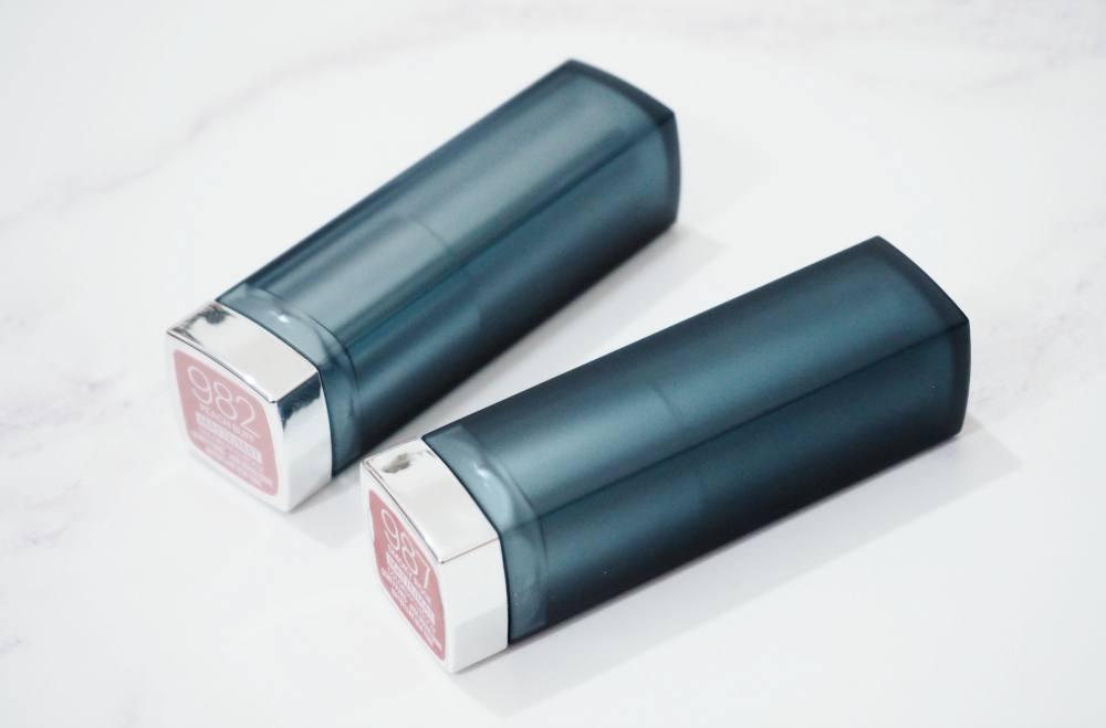 Maybelline Color Sensational Creamy Matte Lipsticks