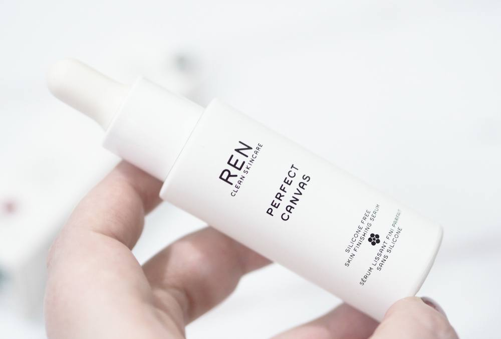 REN Perfect Canvas Silicone Free Skin Finishing Serum