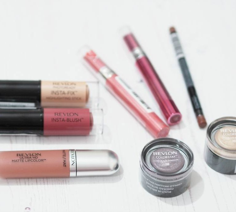 Revlon Makeup Haul Review and Swatches