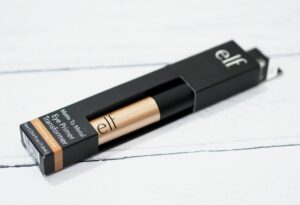 ELF Matte to Metal Eye Primer Transformer Review and Swatches