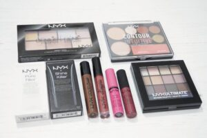 NYX Professional Makeup x Debenhams Launch - NYX Bestsellers Review and Swatches