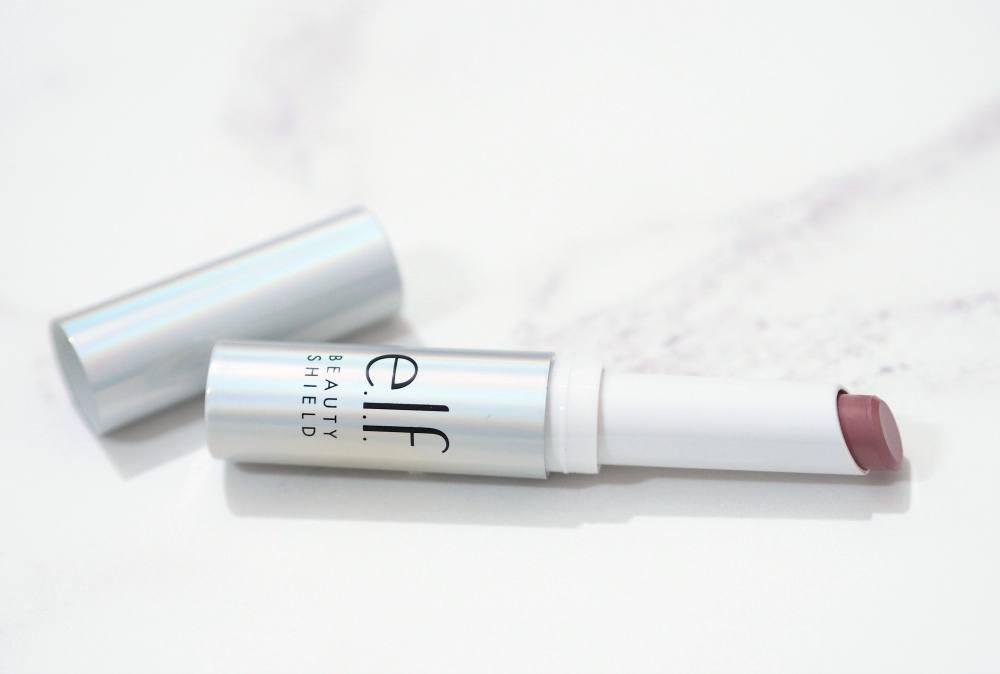 ELF Beauty Shield Dusty Rose Lipstick