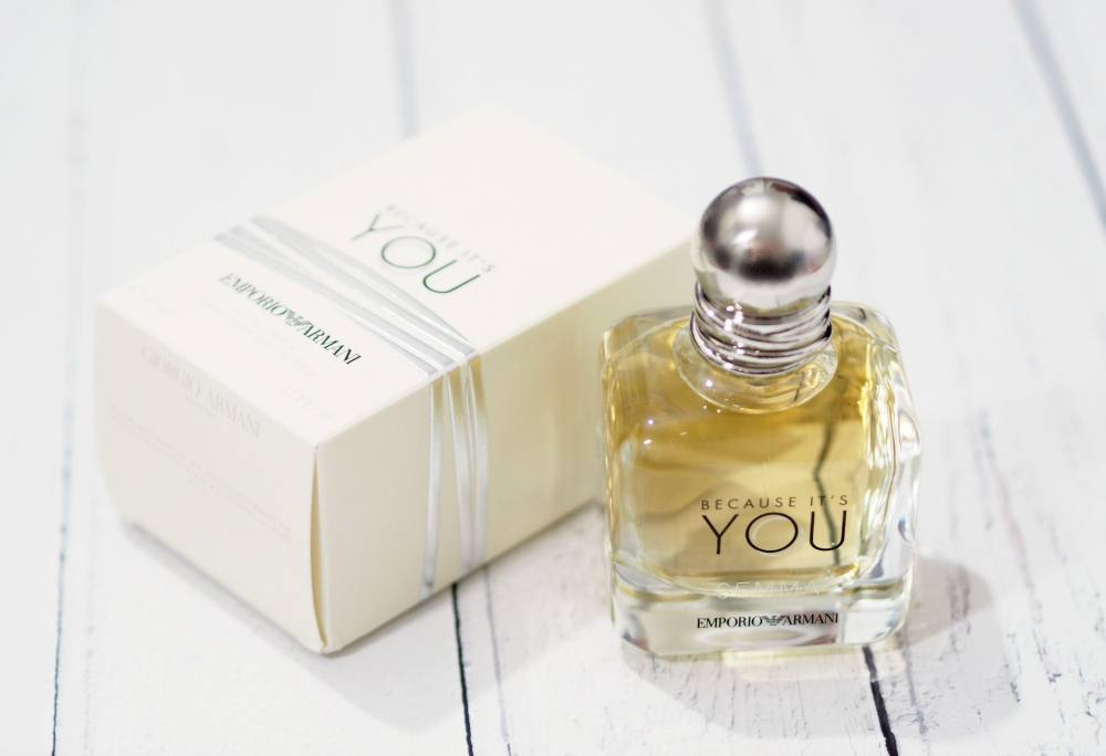 Emporio Armani Because It's You Eau de Parfum