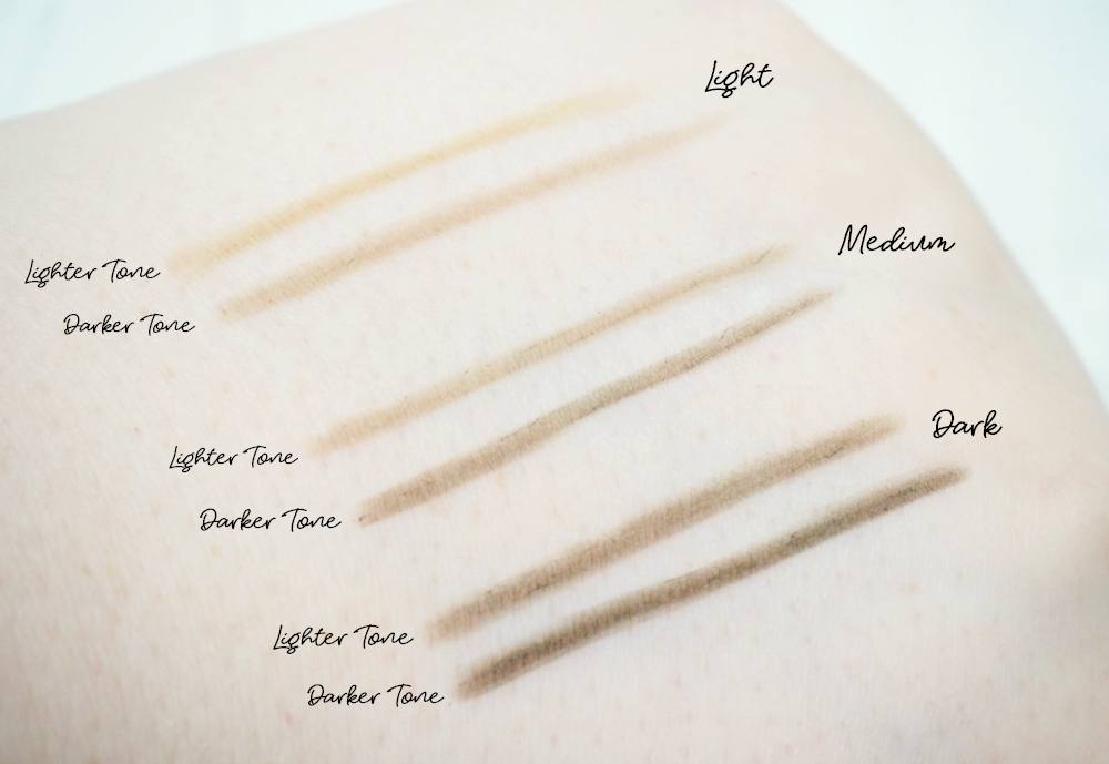 Eylure Fleur de Force Brow Define Pencils