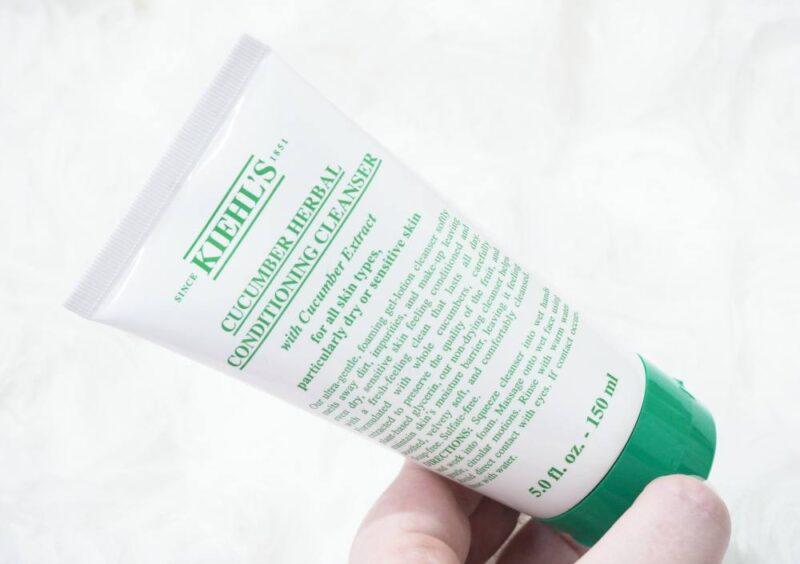 Kiehls Cucumber Conditioning Cleanser
