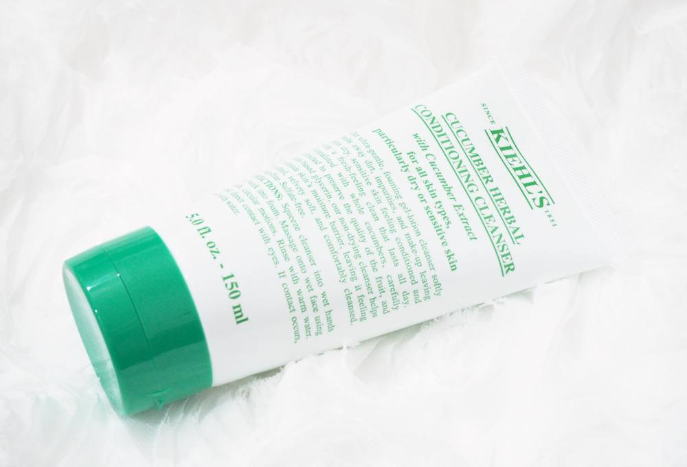Kiehls Cucumber Conditioning Cleanser