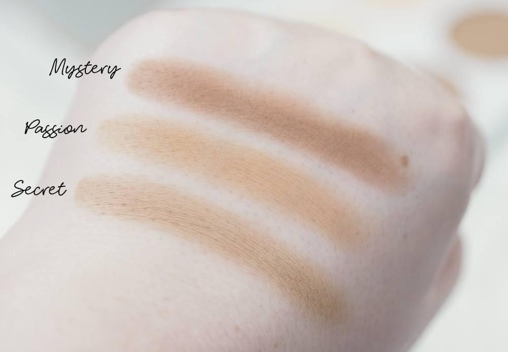PUR Cosmetics Contour Diaries Palette