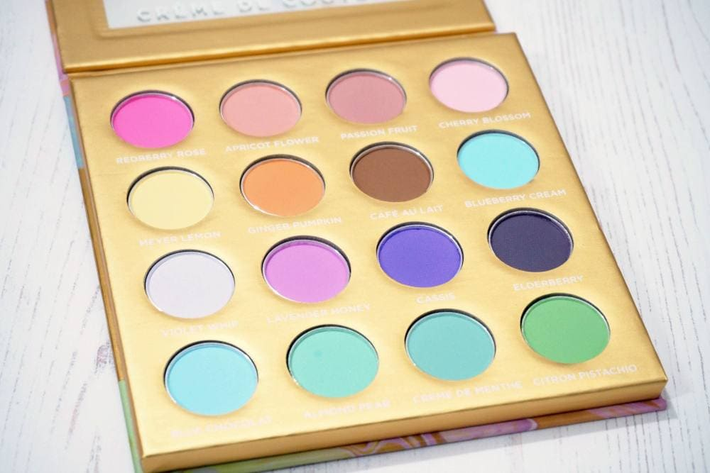 Sigma Creme de Couture Pressed Color Palette