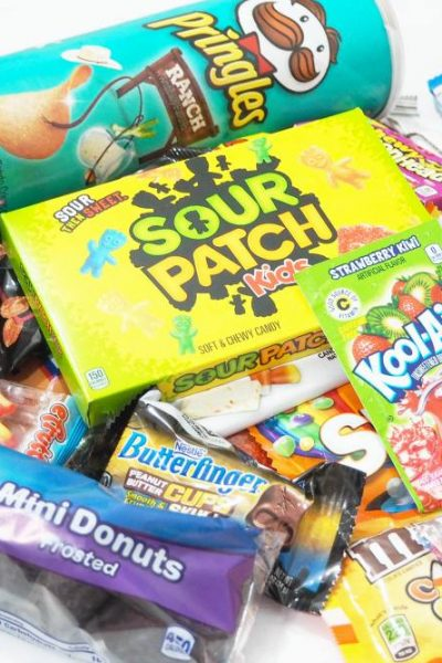 Taffy Mail - UK American Sweet Subscription Box
