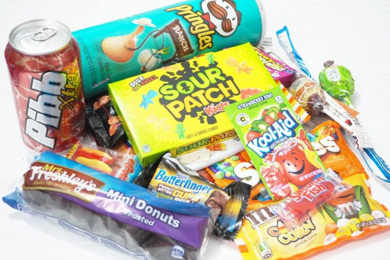 Taffy Mail – UK American Sweet Subscription Box