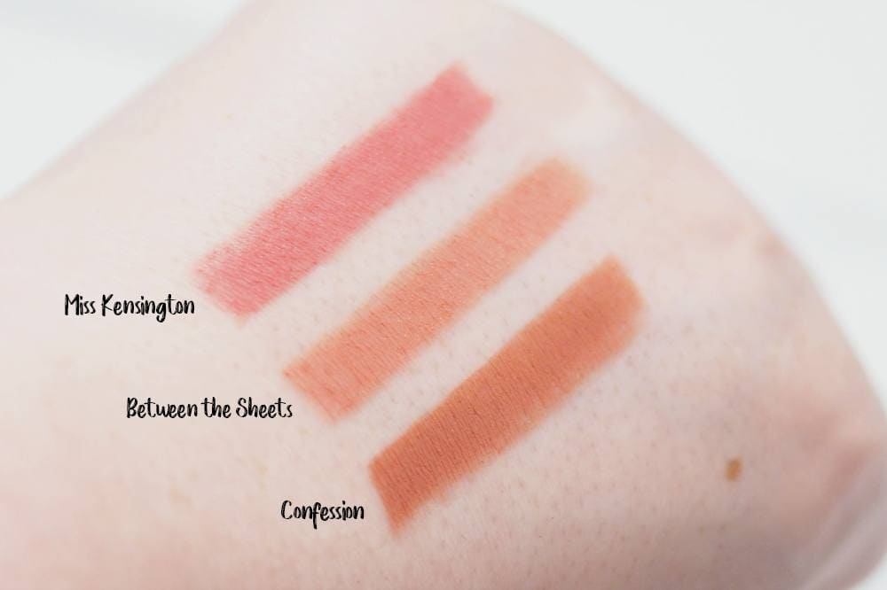 Charlotte Tilbury Lip Archive Review and Swatches