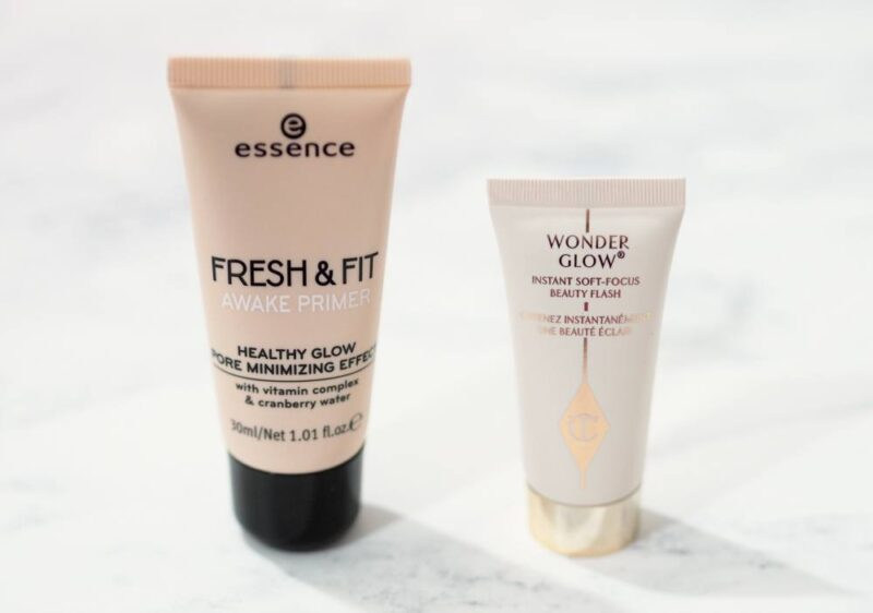Essence Fresh and Fit Awake Primer – AMAZING Charlotte Tilbury Wonder Glow Dupe!
