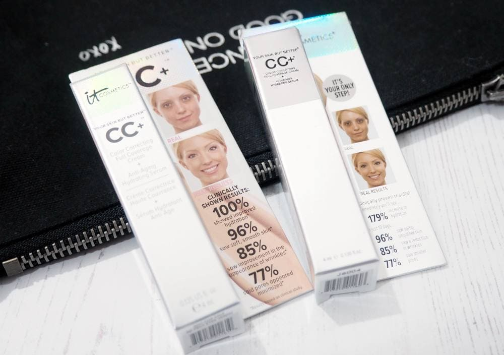 IT Cosmetics UK Website Launch