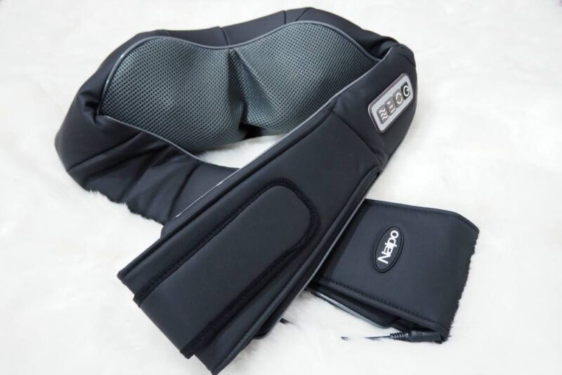 Naipo Back and Neck Shiatsu Massager