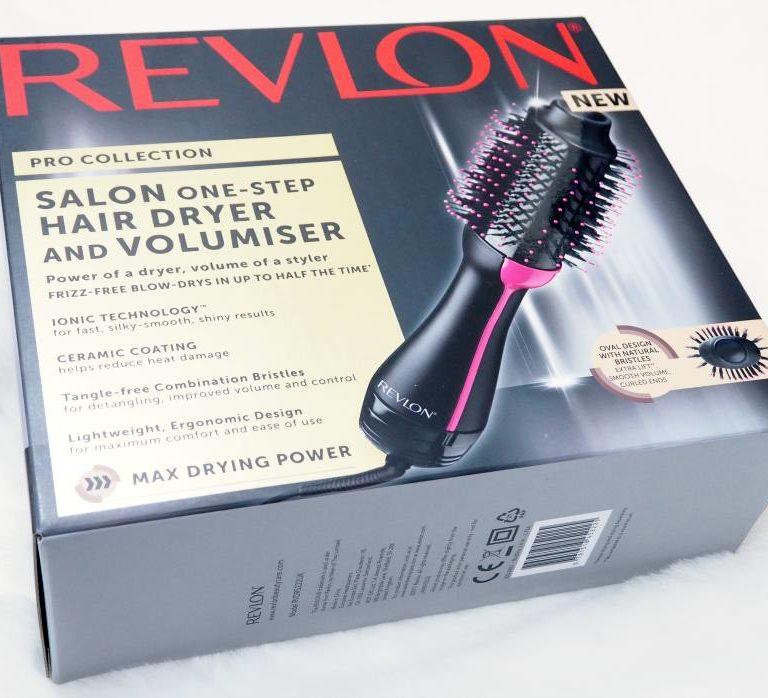 Revlon Salon One Step Hair Dryer and Volumiser