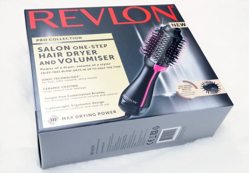Revlon Salon One Step Hair Dryer and Volumiser